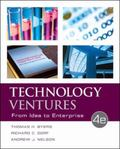 Technology Ventures: From Idea to Enterprise