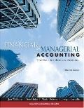 Financial & Managerial Accounting the Basic for Business Decisions