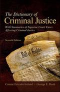 The Dictionary of Criminal Justice (Textbook)