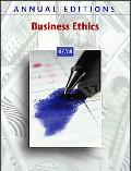 Annual Editions Business Ethics 07/08