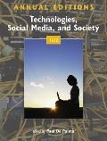 Annual Editions: Technologies, Social Media, and Society 11/12