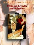 Personal Growth and Behavior 06/07 Annual