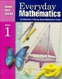 Everyday Mathematics, Grade 4: Student Math Journal, Vol. 1