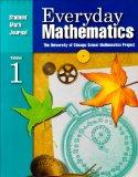Everyday Math, Grade 5: Math Journal, Vol. 1