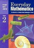 Everyday Mathematics: Student Math Journal Vol. 2