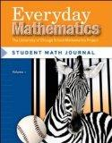 Everyday Mathematics: Student Math Journal, Grade 3, Vol. 1