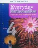 Everyday Mathematics, Math Masters Grade 4 (University of Chicago School Mathematics Project)