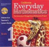 Grade 1: Interactive Teacher's Lesson Guide CD