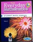 Everyday Mathematics (Texas) Student Math Journal: Grade 4 (The University of Chicagho Schoo...