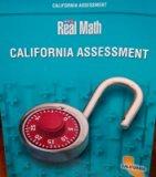 California Assessment Grade 5 (SRA Real Math)