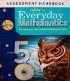 California Everyday Mathematics Assessment Handbook Grade 5 (UCSMP)