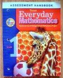 TEXAS Everyday Mathematics ASSESSMENT HANDBOOK Grade 1 by University of Chicago Mathematics ...