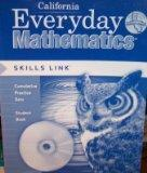California Everyday Mathematics Skills Links Grade 5 (UCSMP, Student Book)