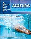 Algebra: UCSMP Grades 6-12