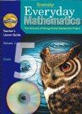 Kentucky Edition Everyday Mathematics Volume 1, Teacher's Lesson Guide