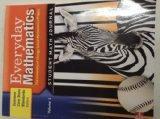 Everyday Mathematics: Journal 1 Grade 3