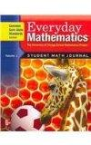 Everyday Mathematics: Math Journal , Grade 1