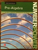 Contemporary Number Power: Pre-Algebra