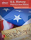 IMPACT Social Studies, U.S. History: Making a New Nation, Grade 5, Research Companion, Pub Y...