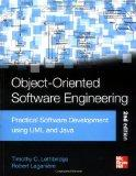 Object-Oriented Software Engineering: Practical Software Development Using UML and Java