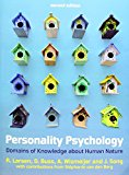 Personality Psychology: Domains of Knowledge About Human Nature (UK Higher Education Psychol...