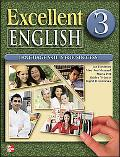 Excellent English - Level 3 (Low Intermediate) - Student Book w/ Audio Highlights