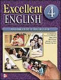 Excellent English - Level 4 (High Intermediate) - Student Book w/ Audio Highlights