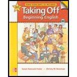 Taking Off: Beginning English