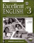 Excellent English 3 Workbook with Audio CD