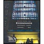 Selected Materials From Economics (Custom Edition for Troy University)