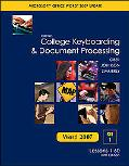 Gregg College Keyboarding and Document Processing Word 2007 Update, Kit 1, Lessons 1-60