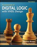 Fudamentals of Digital Logic with VHDL Design with CD-ROM