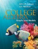 Student Solutions Manual for College Algebra: Graphs & Models