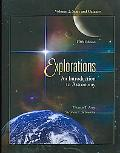 Explorations, Stars and Galaxies (Volume 2) with Starry Night Pro 5 Dvd