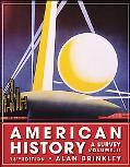 American History Vol 2