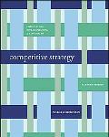 Formulation, Implementation and Control of Competitive Strategy with Business Week 13 Week S...
