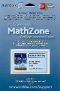 MathZone Access Card for Applied Calculus for Business, Economics, Social and Life Sciences,...