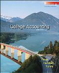 College Accounting Ch 1-25 w/Home Depot 2007 Annual Report
