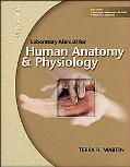 Laboratory Manual for Human Anatomy & Physiology: Main Version w/PhILS 3.0 CD