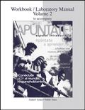 Apuntate!-Workbook/ Lab. Man. Volume 2
