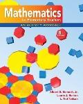 Math for Elementary Teachers: An Activity Approach with Manipulative Kit Mathematics for Ele...