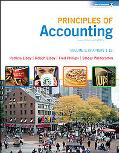 Principles of Accounting Volume 1 Ch 1-12 with Annual Report