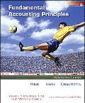 MP Fundamental Accounting Principles Volume 1 (Ch 1-12) Softcover with Working Papers and Be...