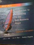 Introduction to Accounting for the Non-Business Major Selected Chapters for Syracuse Univers...