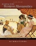 Readings in the Western Humanities Volume 2