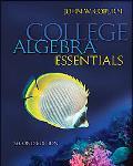 Loose Leaf Version for College Algebra Essentials