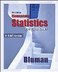 Elementary Statistics: A Brief Version W/Data Disk & Formula Card Mandatory Pkg