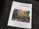 Principles of Accounting (Piedmont Technical College - ACC 101 Accounting Principles I)