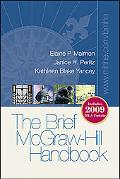Brief McGraw-Hill Handbook 2009 MLA Update, Student Edition