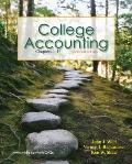 College Accounting Ch. 1-14 with Annual Report + Connect Plus
